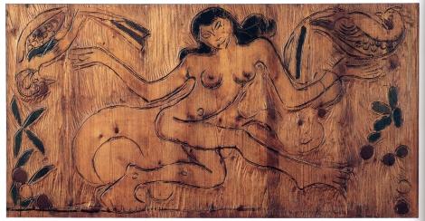 La danza I, 1906, André Derain